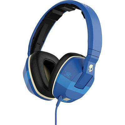 Skullcandy Crusher Headphones W  Supreme Sound New In Sealed Box   Royal Cream