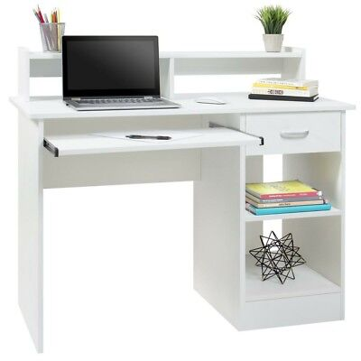Best Choice Products Computer Desk Home Laptop Table College HomeOffice (Best Home Laptop Computer)
