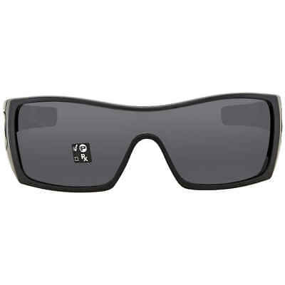Oakley Batwolf Black Iridium Polarized Men's Sunglasses OO9101-910135-27