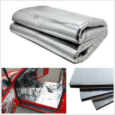 1.4*1m 6mm Thickness Car Truck Hood Proofing Deadener Heat Noise Insulation Mat