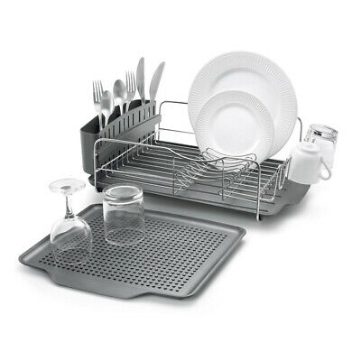 Advantage Dish Rack without Mat in Gray