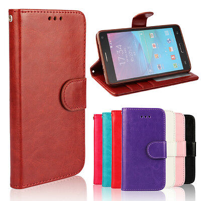 Best For Samsung Galaxy Note 4 High Quality Wallet Case Cover Protector