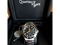Omega Seemaster Planet Ocean Quantum of Solace 007 Limited Edition