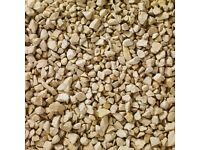 Bulk Bag Of Cotswold Stone, decorative chippings (Yellow)