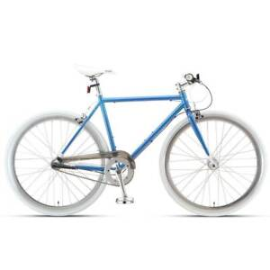 Bike Street Fixie XDS Ocean Blue