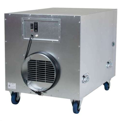 "Abatement Technologies H2KM Negative Air Machine / Air Scrubber ""Free Ship"""