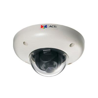 Mini IP Dome Camera Cam Indoor Outdoor Kamera Netzwerk RJ-45 PoE MPEG-4 Webcam - Dome
