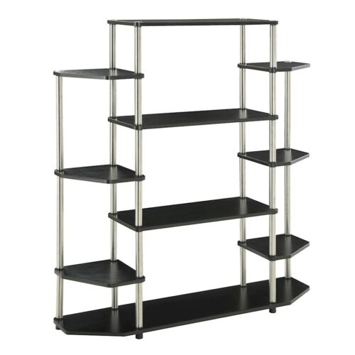 Designs2Go Wall Unit Bookshelf
