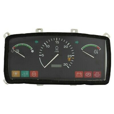 New Gauge Cluster For John Deere 4400 Compact Tractor Am122798 Lva10308