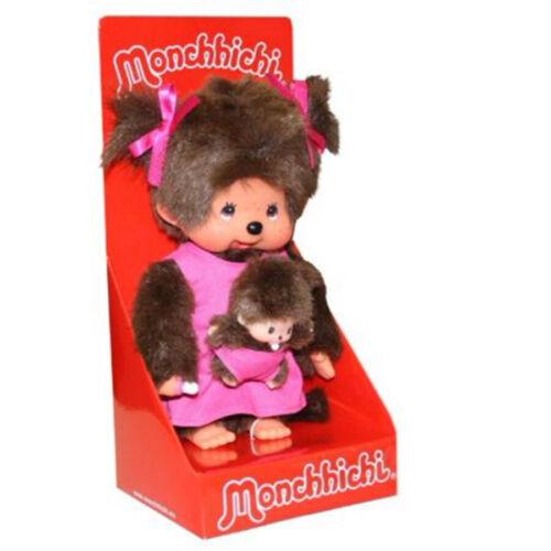 MONCHHICHI MOTHER CARE/BABY Sekiguchi Monchichi Monkey Doll Toy - SALE!