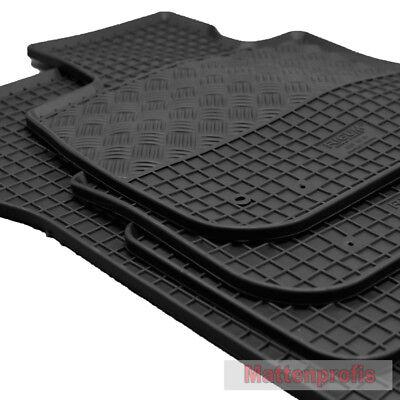 BMW X1 E84 09-2015 Gummimatten Gummi Fußmatten 5-teilig 3D Schalen Passform