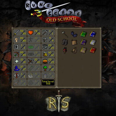 Quested Pure | 80 Str 80 Range 50 Att | Runescape OSRS | Delivery 24 hours | #3
