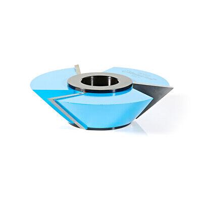Amana Tool Sc621 Bevel 45 Deg Angle X 4 D X 1 Ch X 1 1-14 Bore Shaper Cutter