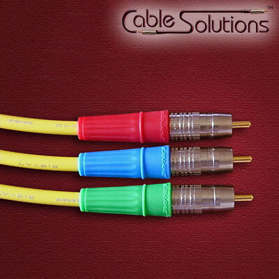 Canare Lv 61S Pro Series Component Video Cables 1M