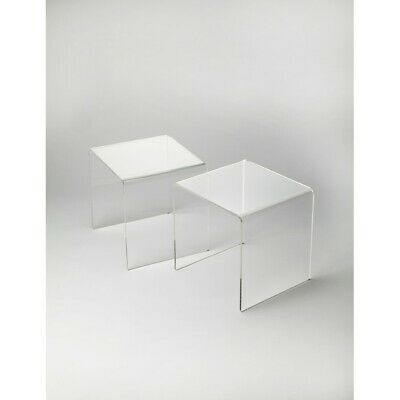 Butler Crystal Clear Acrylic Bunching Table, Clear - 5168335