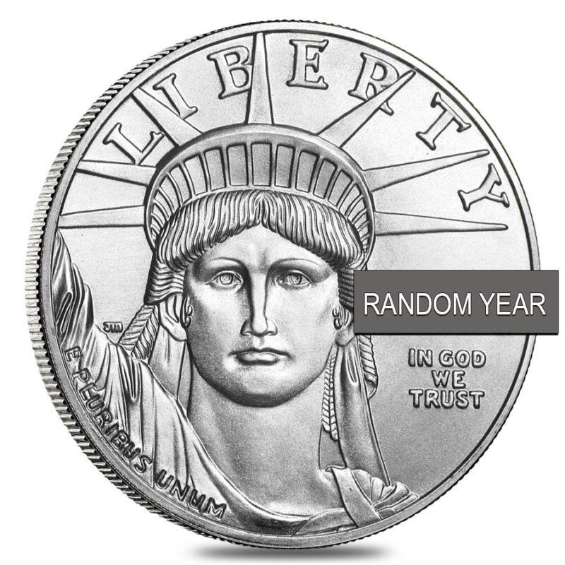 1 oz Platinum American Eagle (Random Year)