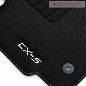 Mattenprofis Velours Edition Fußmatten passend für Mazda CX-5 ab Bj.04/2012