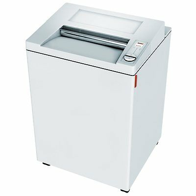 Destroyit 3804 Cross-cut Paper Shredder Level 5 12-14 Sheet Capacity