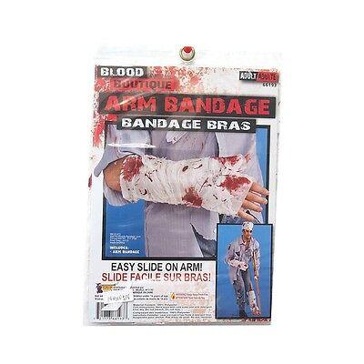 Bloody Bandages Halloween (Bloody Bandage - Bloody Arm Bandage - Halloween, Jokes, Gags, Pranks)