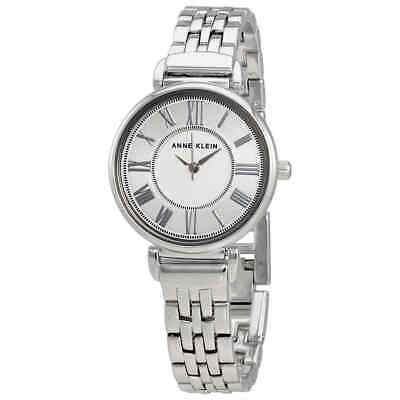 Anne Klein Silver Dial Ladies Stainless Steel Watch 2159SVSV