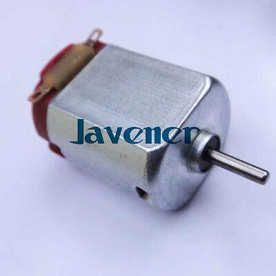 130 Dc Motor Mini Toy 3v 16500rpm Turbine Generator Four-wheel Drive Hi-q
