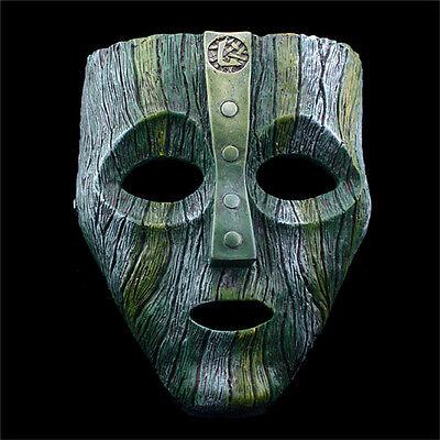 Jim Carrey Mask Halloween (Jim Carrey THE MASK LOKI Mask Halloween Party Cosplay Costume Props Decor)