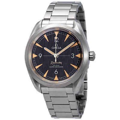 Omega Seamaster Railmaster Automatic Men's Watch 220.10.40.20.01.001