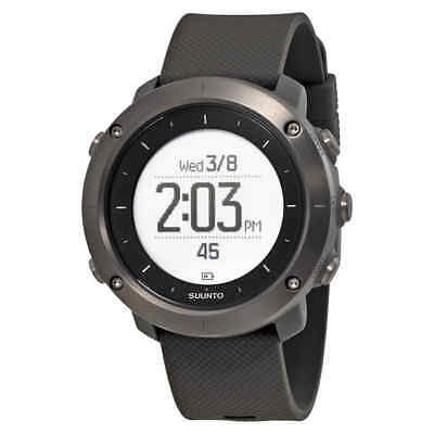 Suunto Traverse Graphite Navigation Men's Watch SS022226000