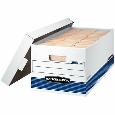 Bankers Box Storfile Storage Boxes Lift-off Lid 24 X 12 X 10 Letter 60