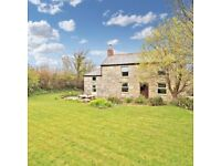Cottage in the country to let, 4.5 miles from Helston.