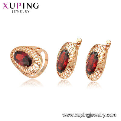 Medical goldset ( ring available sizes 7 8, 9,10 ) Wedding Xuping best