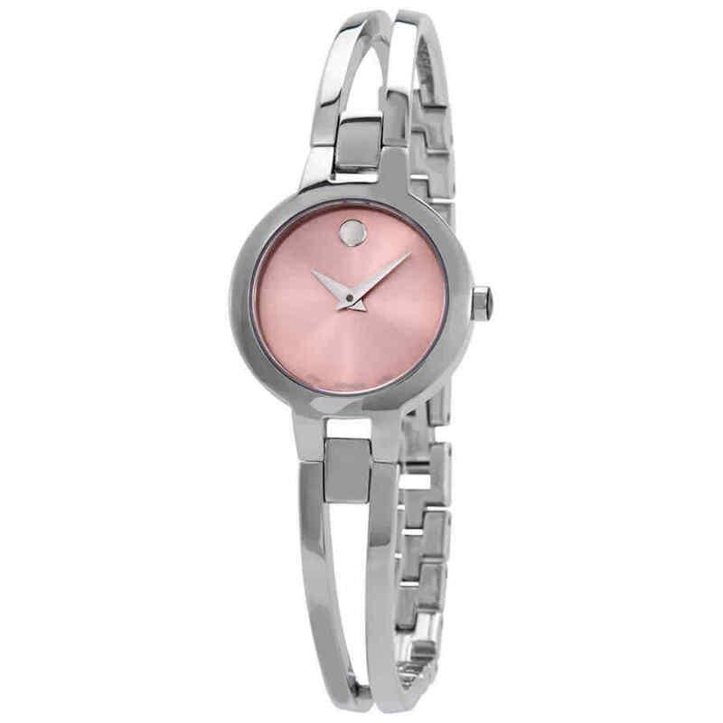 Movado-Amorosa-Quartz-Pink-Dial-Ladies-Watch-0607387