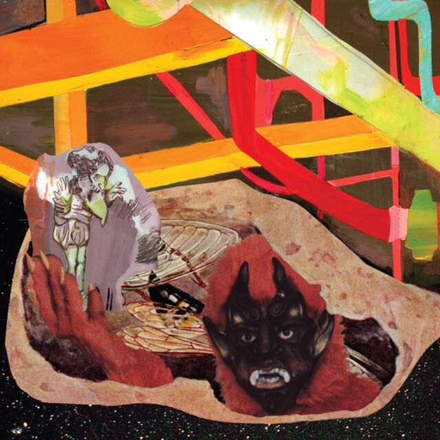 WOLF PARADE at mount zoomer LP NEW modest mouse, arcade fire,Shins, Dinosaur Jr.