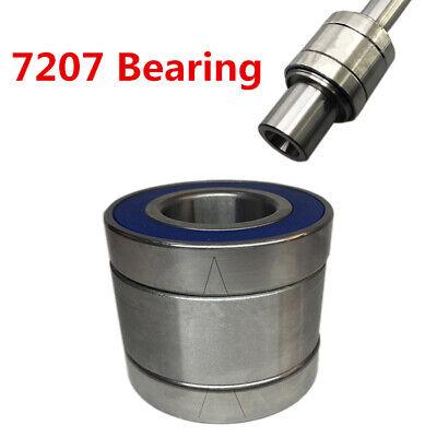 1 Set Bridgeport Milling Machine R8 Spindle 7207 Bearing Cnc Vertical Mill Tool
