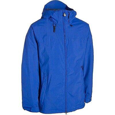 "VOLCOM Men's ""One4Zero"" Snow Jacket - Blue - Large - NWT"