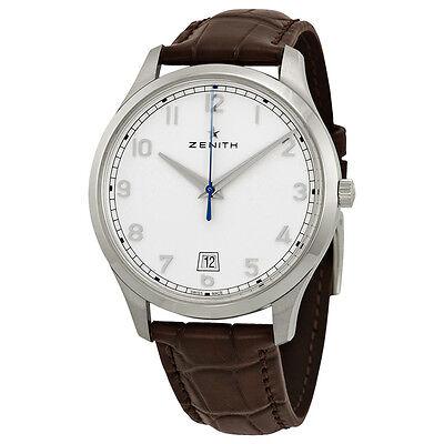 Zenith Captain Central Seconds Automatic Mens Watch 03202267038C498