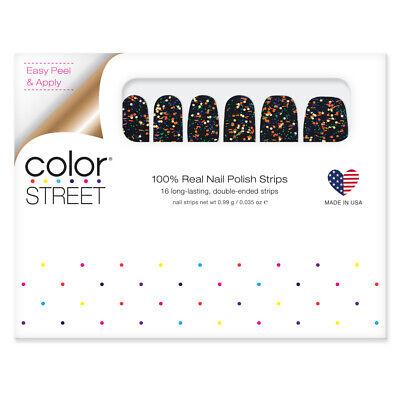 Halloween Nail Polish Strips 2019 (Color Street - Creep It Real - Halloween)