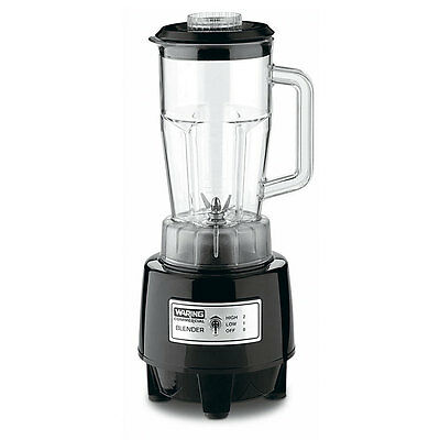 Waring Hgb146 Commercial Bar Food Blender 48-ounce Jar Container Heavy Duty 2 Hl