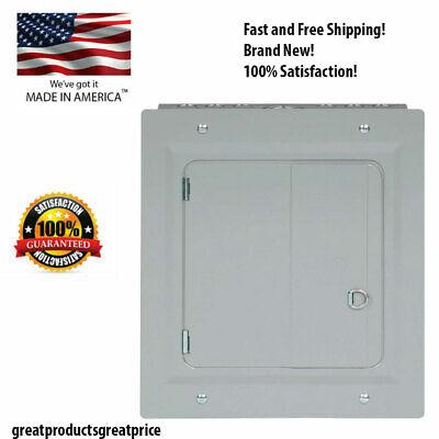 Eaton 100-amp 10-spc 20-circuit Garage Home Indoor Small Main-breaker-box Panel