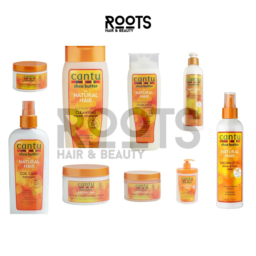Cantu Shea Butter Natural Hair Care Afro Hair Products Full Range Ebay
