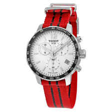 Tissot Quickster Chicago Bulls NBA Special Edition Men's Watch T0954171703704