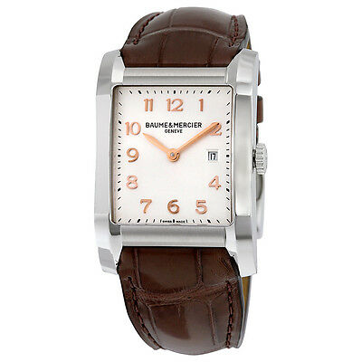 Baume et Mercier Hampton Stainless Steel Ladies Watch 10018