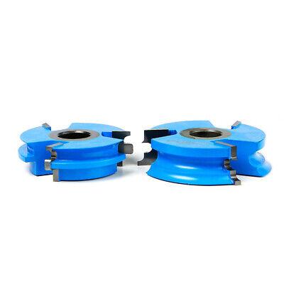 Amana Tool Sc450 2-pc Flooring Wnail Slot 3-14 D X 12 34 Bore Shaper Set