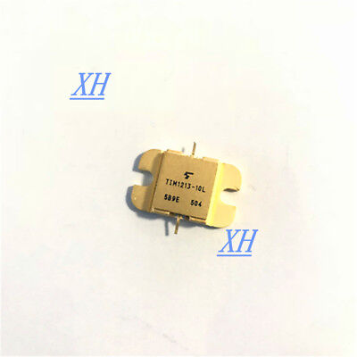 1pcs Tim1213-10l Toshiba Microwave Power Gaas Fet 12.7-13.2 Ghz