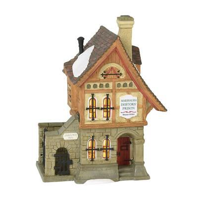 Dept 56 Dickens Village 2018 MARSHALSEA DEBTORS' PRISON 6000586 Limited Edition