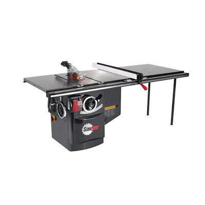 SawStop 230V 3Ph 7.5HP Cabinet Saw w/ 52 in. Fence ICS73230-52 New for sale  Suwanee