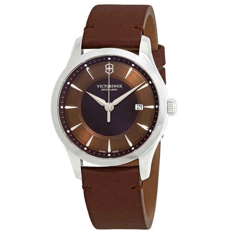Victorinox-Alliance-Brown-Dial-Men-Watch-241805