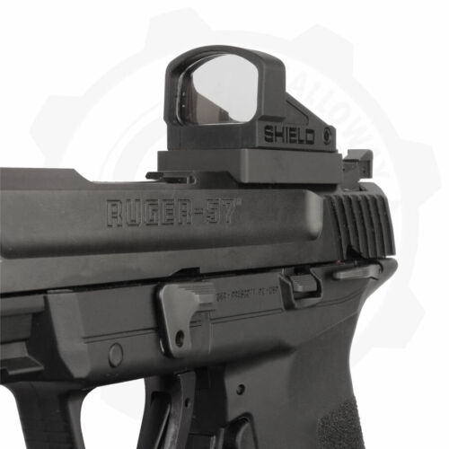 Optic Mount Plate for Ruger Ruger-57 Pistols by Galloway Precision