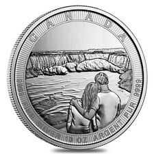 Sale Price - 2017 10 oz Silver Canada the Great CTG Niagara Falls $50 Coin
