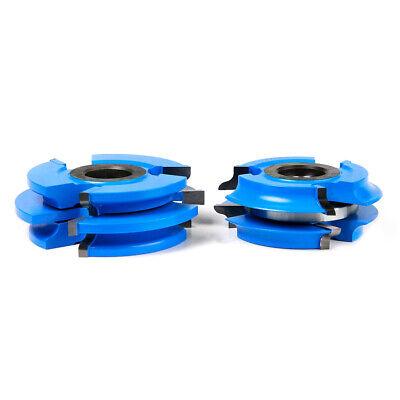 Amana Tool Sc444 2-pc Ogee 2-1116 D X 18 R X 12 34 Bore Shaper Cutter Set